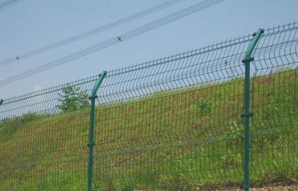 施工用围墙护栏网,园林景观围墙,圈地防护网