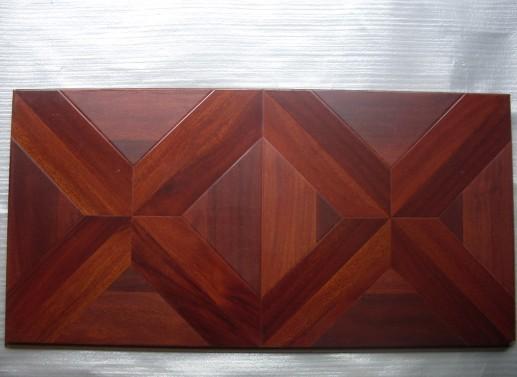 厂家直销特价/强化复合拼花木地板/12mm地暖专用地板