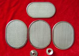 不锈钢过滤网片不锈钢滤片黑丝布滤片