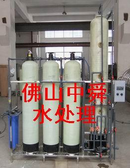 反渗透+ 离子交换纯水处理设备