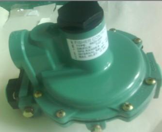 费希尔 R622-DFF天然气减压器