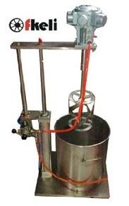 高速高粘度气动防爆搅拌机