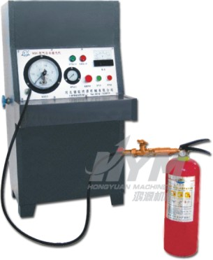 灭火器维修设备 灭火器氮气灌装机 灭火器充气机
