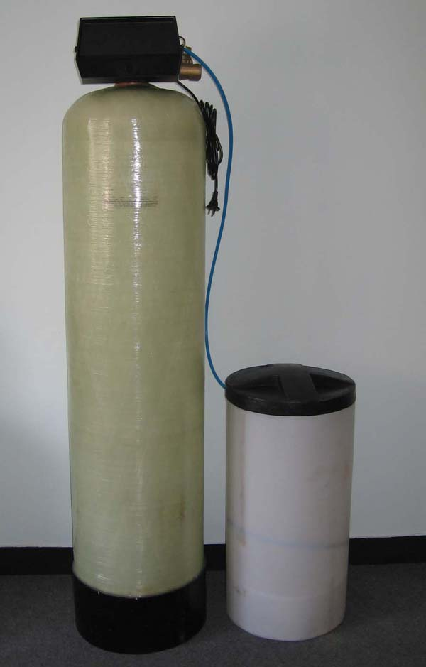 全自动软水器,软化水设备