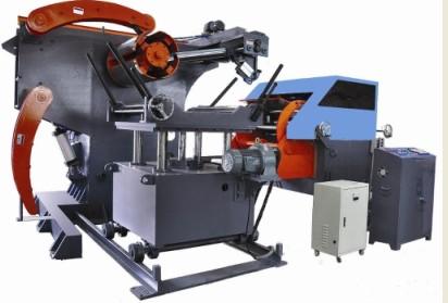东莞机床附件自动化冲床配件卷料三合一送料机械手直销