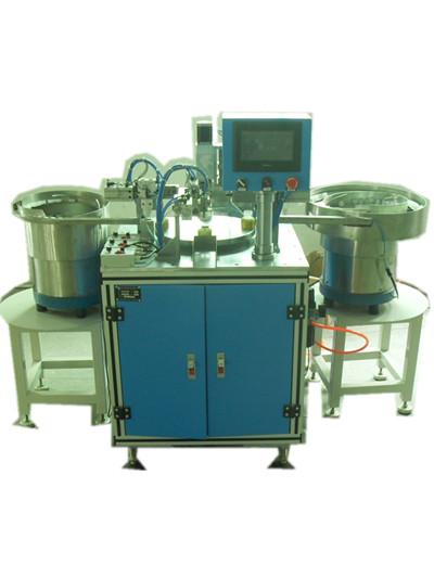 制酒行业专用自动化酒瓶盖自动组装机价格
