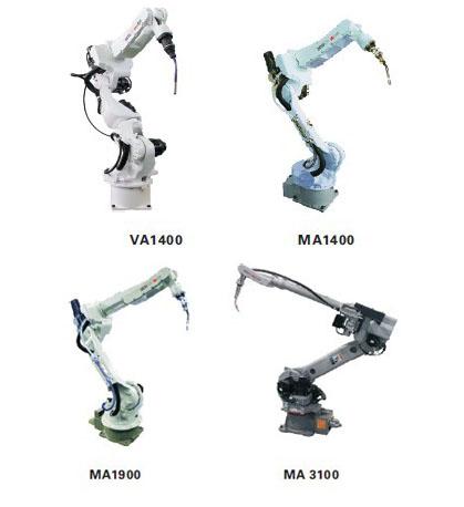 安川(MOTOMAN)机器人