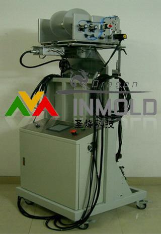 IMR送箔机