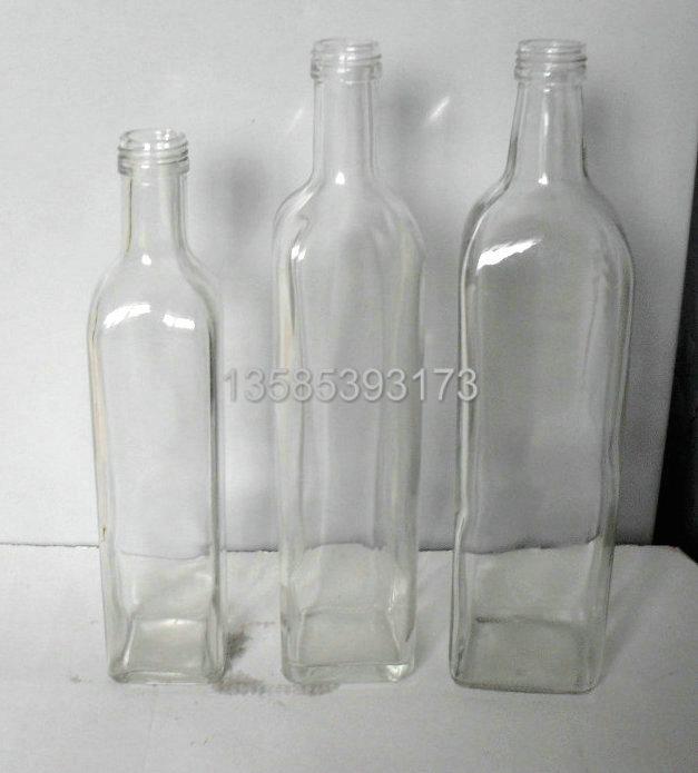 250ml500ml茶油瓶橄榄油瓶厂家橄榄油玻璃瓶