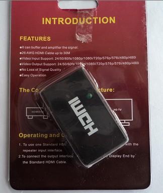 HDMI信号增强器(放大器)