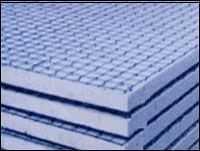 舒乐板网,建筑用墙体材料,地板采暖专用网片