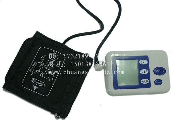 厂销臂式血压计,上臂式电子血压计质量好不好