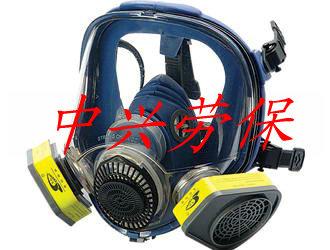 枣庄中兴 思创ST-m80-1硅胶大视野防毒面具