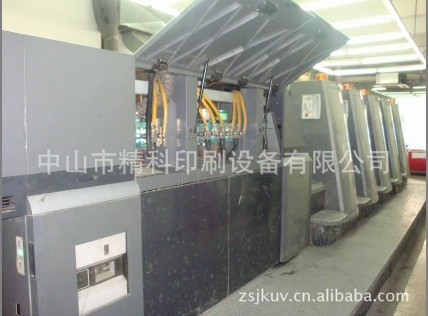 UV印刷设备加装水冷UV系统