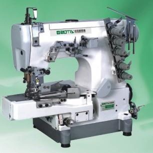工业缝纫机:ZT562-02CB高速滚领绷缝机