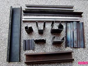 纳雍镀锌太阳能支架C型钢及配件