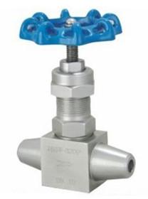 高压高温焊接针型阀J61Y