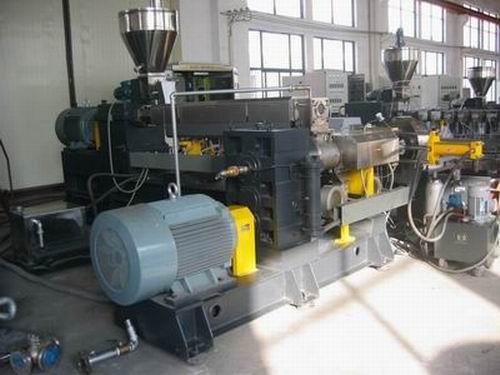 南京双螺杆造粒机