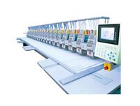 供应神州田岛900rpm 高速高效实用型 多头式电子刺绣机