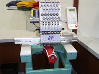 供应店铺专用电脑刺绣机 田岛单头绣花机 专为创业者打造
