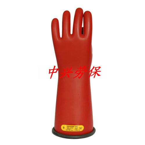 枣庄中兴 作业手套  乳胶手套