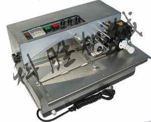 石家庄科胜380F标示、皮革打码机