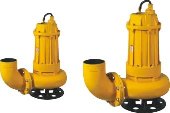 WQ污水污物潜水泵