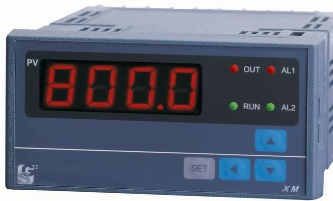 5位数显高精度电流测量仪 电压小信号测量仪 XMT5 小信号电压