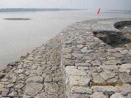 防洪护堤工程宾格网 锌5%-10%铝合金宾格网 宾格网笼