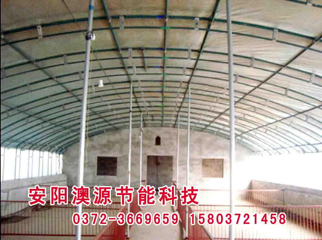 日光温室 安阳大棚 大棚骨架机 蔬菜大棚/大棚支架机供应