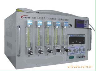 CBZ-5型便携式传感器报警仪综合校验台
