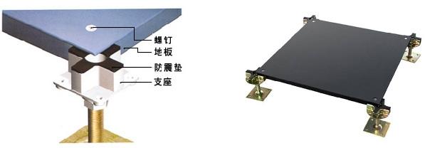 厂家直销:OA500网络地板