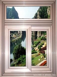 艺术推拉窗型材