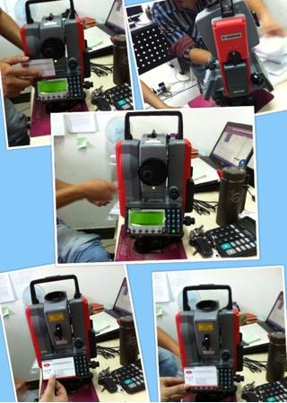 日本宾得R202DN全新数码时代全站仪南京价格技术培训