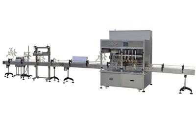 橄榄油灌装机-橄榄油包装机-茶籽油灌装机QS
