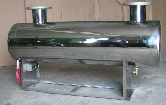管道式电辅加热器