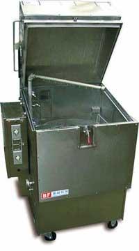 YZB-100自动零件清洗机