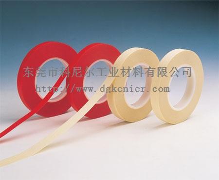 耐高温美纹纸胶带 PET高温红美纹纸胶带 喷涂专用美纹胶 防焊胶