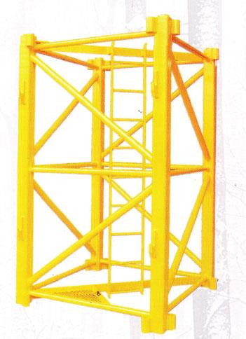 塔吊耦合器结构图