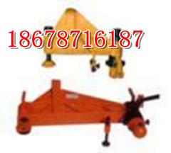 厂家KWCY-300垂直弯道器  kwcp-300液压弯轨机价格