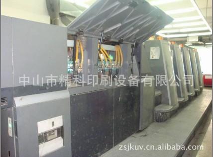 中山最便宜胶印机加装水冷UV系统