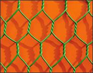六角网,镀锌低碳钢丝六角网河道防护网, (图)-亚安丝网厂