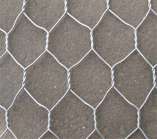 机织双绞六角形金属网片320丝重型六角网-亚安丝网厂