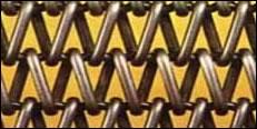 江苏不锈钢勾花网,南京不锈钢输送带,金属输送带