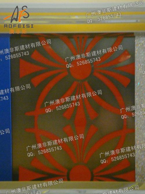 不锈钢金属激光镂空雕花纹板