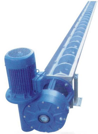 无轴螺旋输送机厂家,选购螺旋输送机就找新乡三江