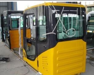 小松220-7挖掘机驾驶室