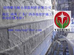 工业沉降室保温设计施工 沉降室保温陶瓷纤维棉块