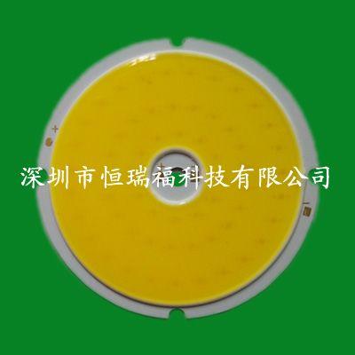 深圳光电厂家优质COB面光源制造商 3W-30W平面光源质保三年