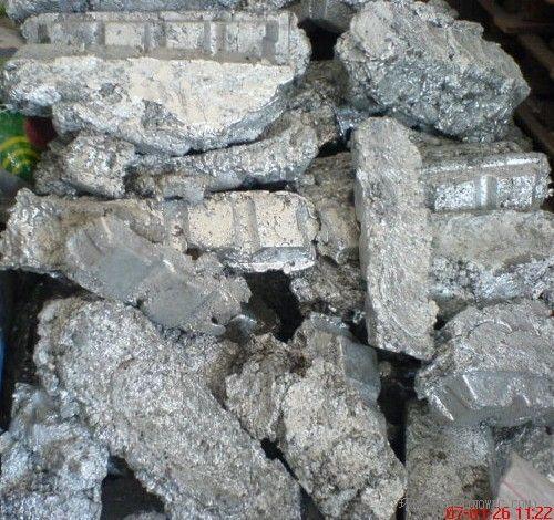 三栋废锌回收/锌合金/锌渣/锌碇回收/高价废锌回收
